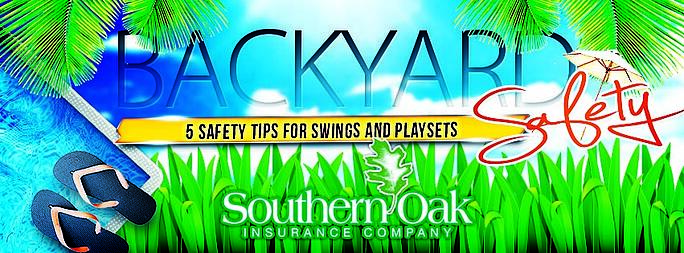 backyard playset safety