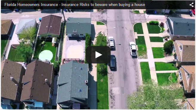 Buying a house Florida homeowners insurance risks to beware